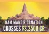 Exceeding expectations, India rallies to donate for the construction of the Ram Mandir