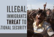 Illegal immigrants have now become not only an economic burden but also a security threat