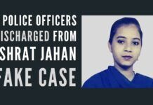 Justice at last for three more Police officers charged in the Ishrat Jahan case