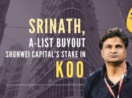 Indian A-list entrepreneurs have bought out Chinese investors Shunwei Capital's stake in the parent firm of Koo, India's alternative to Twitter