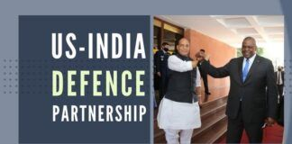 US and India have a fruitful 1+1 talks on Defence partnership