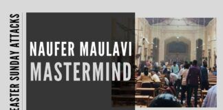 Naufer Moulavi identified as the mastermind behind the deadly Easter Sunday attacks in 2019