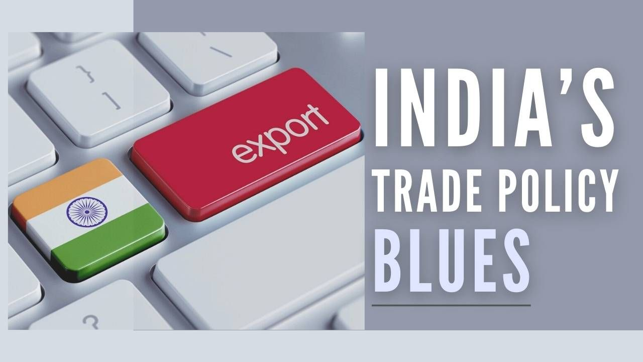 India needs to refine its domestic policies with a more sharpened focus on foreign trade issues in order to enhance its trade competitiveness with the rest of the world