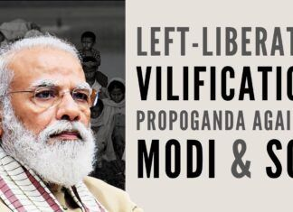 Are the Left-Liberati at it again, to vilify the Supreme Court and the Modi Government, following the Rohingya verdict?