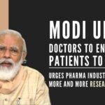 Modi Urges