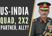 Lt Gen Ravi Shankar and Sree Iyer look at the US-India friendship from different angles and what is playing out - the difference between a US ally and a US partner, S-400 and CATSA sanctions, QUAD vs 2x2. A free-wheeling conversation that you don't want to miss!