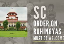 SC Bench upheld the view of the Union Government that the decision of the International Court of Justice has no relevance to the present application