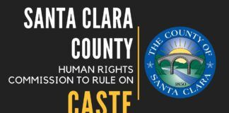 The 12-member Santa Clara County Human Rights Commission (SC HRC) meets on Thursday the 29th of April to include caste as a protected category. A hate group has been working with a Commission that has no representation from either the 100-plus Hindu temples or the 400K Hindus who call Santa Clara County their home.