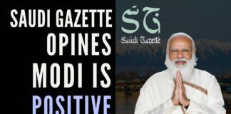 What the Saudi Gazette opined needs to be viewed in the context of what Kashmir has been witnessing since August 5, 2019