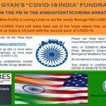 Vidya Gyan – Covid-19 PM-CARES Fundraiser (1)