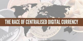 The race of centralised digital currency