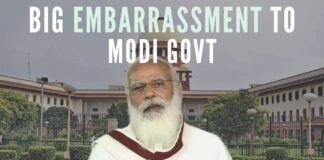 SC order on National Task Force - Apex Court overreach or Modi Govt. ineptitude?