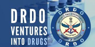 A feather in the cap for DRDO, known mostly for missile-based accomplishments to venture into drugs for COVID