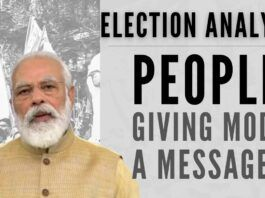 A mixed bag of results for Modi's party – are the people giving him a message?