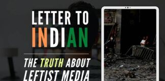 The Indian leftist media does play the communal card enough in local issues, but internationally is showing themselves in very poor light and taste!