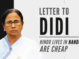 Good Job Didi! So what if Bangladeshis and illegal Rohingyas helped your party win?