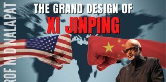 What has Xi identified as the Achilles Heel of the US? Why is the virus active in India but not in neighbouring countries? Why is China nervous about the US's $2T infrastructure plan? Prof Nalapat decodes all these and more in this must-watch hangout!