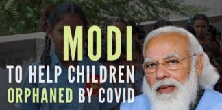 A worthy initiative by the Prime Minister to help children orphaned by Covid