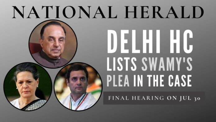 One more step towards the end of this Open-and-Shut case as Delhi HC fixes Jul 30, 2021 for final arguments on crucial documents