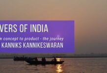 Dr. Kanniks Kannikeswaran explains in a riveting manner how this musical on Rivers of India came about. Written by him in Sanskrit, Dr. Kanniks explains how he chose the ragas and the sequencing of the river names. All in all, a near-perfect symphony of voices, violins, and visuals. A must-watch!