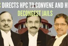 Apex court directs HPC to convene and help decongest jails