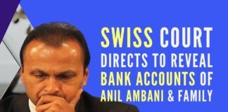 A boost for the Modi government in tracking the parking of ill-gotten proceeds in Swiss banks