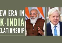 A beginning of a new journey in the relationship between India and the United Kingdom