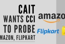 CAIT wants CCI to probe Amazon, Flipkart accusing them of violating provisions of competition laws