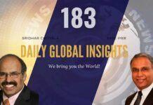 EP 183 | Daily Global Insights | Jun 16, 2021 | US News | India News | Global News | Markets