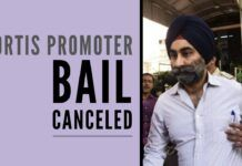 Fortis promoter bail canceled; Will EOW Delhi take him into custody?