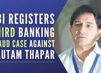 Cases pile up against Gautam Thapar for cheating banks as CBI registers a third banking fraud case of Rs.2435 cr