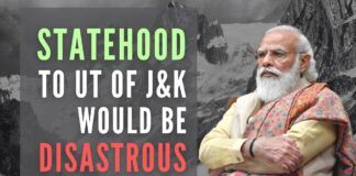 The very idea of the UT of J&K being granted statehood is as questionable as it is dumbfounding.