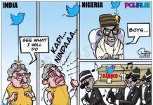 India sticks to Kadi Ninda while others like Nigeria mean business by shutting down Twitter