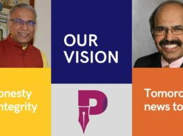 Sridhar Chityala joins PGurus as a partner effective immediately. In this short video, both share their vision for PGurus as it moves forward to be the tip of the spear as it covers the fast moving events in and around the world. Stay tuned for some spectacular developments.