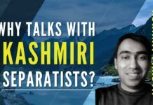 With almost all the political parties in the Kashmir valley, discredit and their corruption laid bare, what is the need for the Center to invite them? Abhinav Pandya explains his experiences while working in Kashmir post the 370 abrogation and how fake narratives are being peddled to make the Center act.