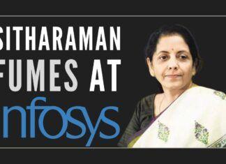 FM Nirmala Sitharaman slams Infosys as users faced technical glitches in the new Income Tax e-filing portal