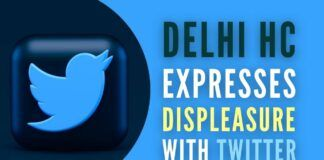 Delhi High Court unhappy with Twitter's decision to appoint a contingent worker as a CCO