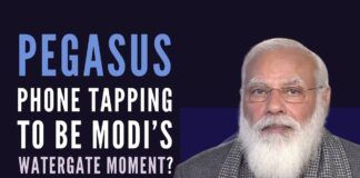 A second list of tapping by Pegasus includes Rahul Gandhi, Union Ministers & Pravin Togadia