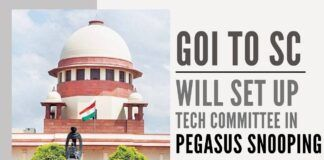 While saying that it is willing to form a technical committee to look into Pegasus, GOI skips answering the basic question of whether it purchased Pegasus or not
