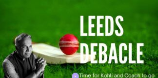 What compelled Captain Kohli to elect to bat on a cloudy morning at a stadium that is known for its swing? Why did he start with Ishant Sharma when he needed to attack instead of Shami? Are the pacers tired already? What should the next playing 11 be? Watch this to find out.