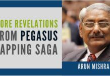 More revelations from Pegasus tapping saga come tumbling out