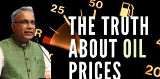 Every time it appears that the Finance Ministry comes up with a new explanation on why Petrol and Diesel prices are so high. In this crisp monologue, Sree Iyer explains why this government is refusing to pass on the benefits of a low crude price and chooses to obfuscate the issue.