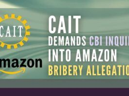 Et tu Amazon? Did your legal representatives try to buy their way out?