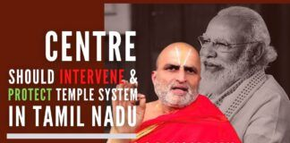 Chilkur Priest urged PM Narendra Modi to intervene and protect the ancient belief systems of the Hindu religion in Tamil Nadu.