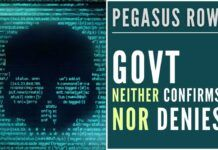 The Government of India neither confirms nor denies that it used Pegasus, according to its filings before the apex court