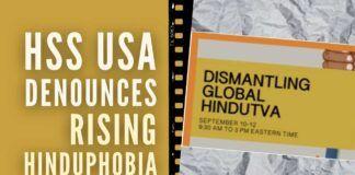 HSS condemns Dismantling Global Hindutva conference on Hindutva, says such events amplify Hinduphobia