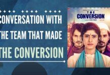 Beautiful music, powerful message, compelling story... The Conversion captures the essence of what is playing out in the streets of India where both the ROL and ROP are challenging each other to convert Hindus. Slated for release soon. A conversation with the Producer Rajesh Patel, Brand Ambassador for the movie, Kajal Hindustani, the main actors Vindhya Tiwari and Prateek Shukla.