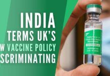 UK's new Vaccine Policy slammed; will India reciprocate?