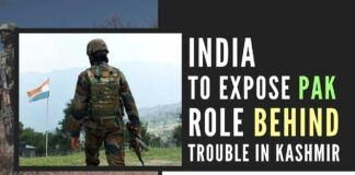 In a new shift in strategy India might expose the role of Pakistan in fomenting trouble in Kashmir