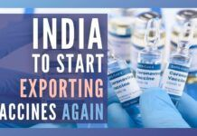 With over 80 crore doses administered in India, GOI looks to start exporting vaccines again